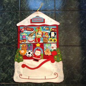 2007 Hallmark North Pole Christmas Countdown Advent Calendar