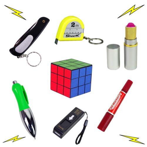 Shocking Toys Electric Shocker Novelty Fake Gag Gift Trick Office Prank Joke Fun