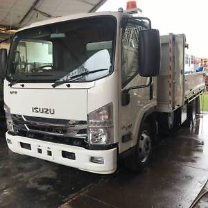 ISUZU NPR- 65 190 Blair Athol Port Adelaide Area Preview