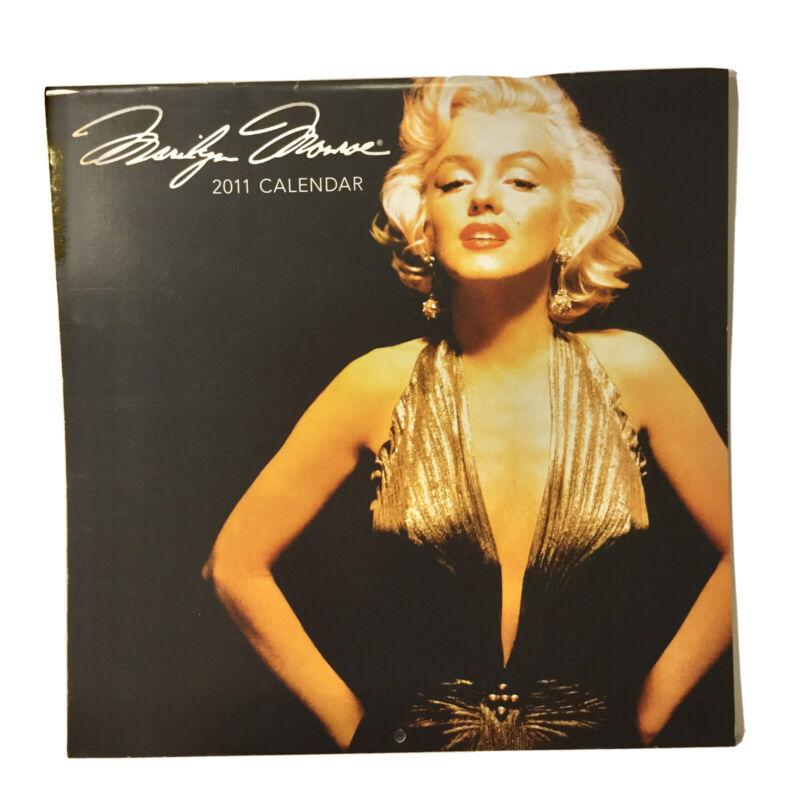 2001 Calendar Marilyn Monroe