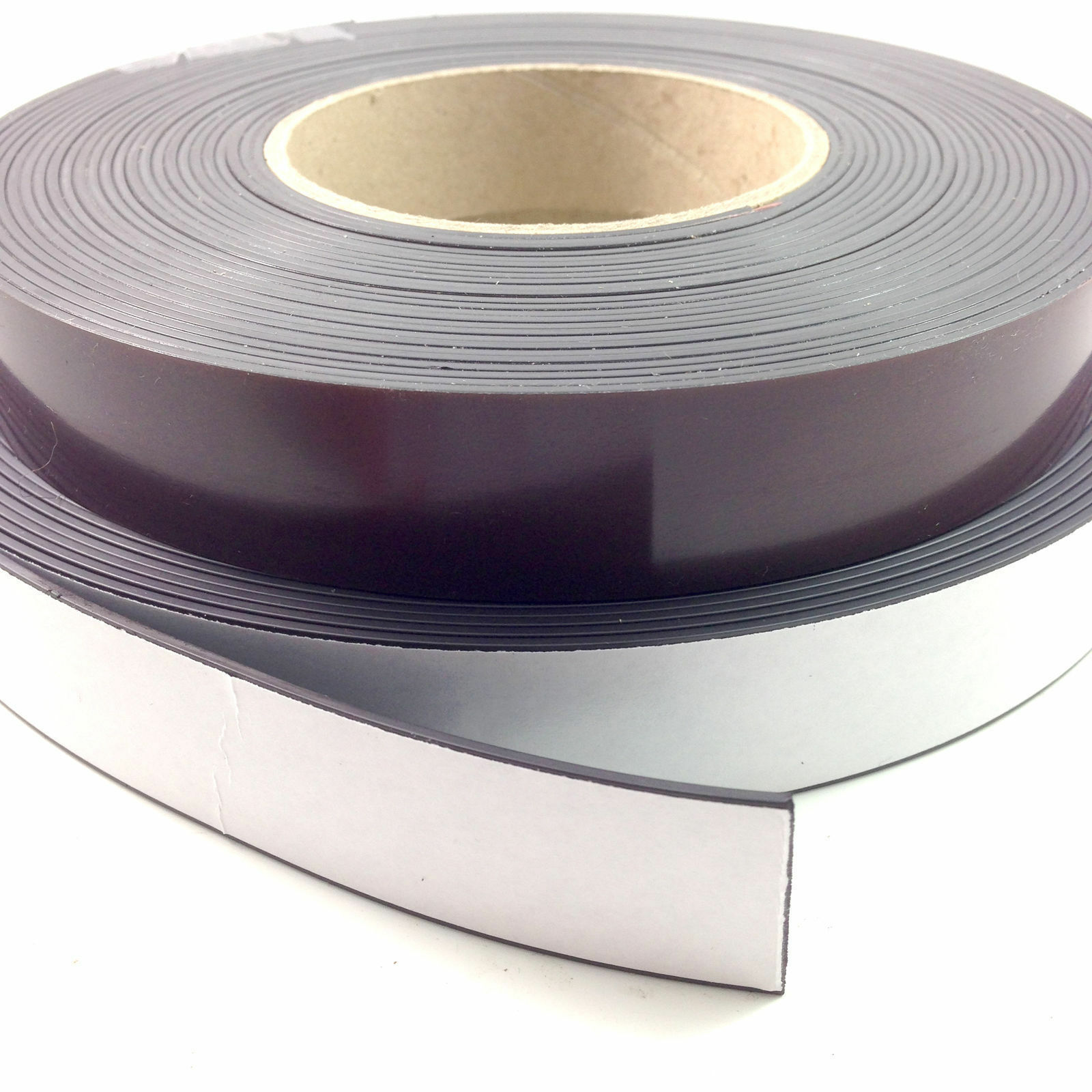 Details about SELF ADHESIVE MAGNETIC CRAFT TAPE - STRIP A, B & MULTI  POLARITY FRIDGE PICTURE