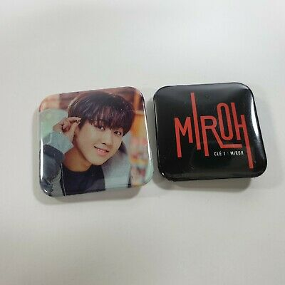 Stray Kids Hi-STAY Tour Finale In Seoul Lucky Box Changbin Pin button 2ea K-POP