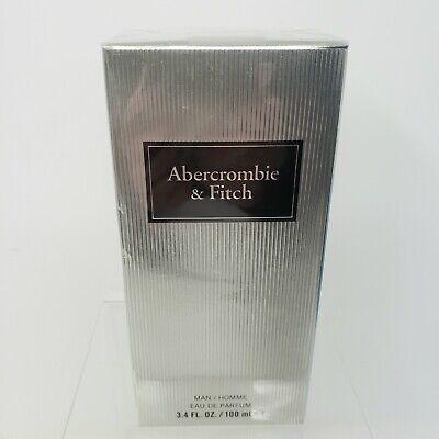 First Instinct Extreme Mens Abercrombie & Fitch Eau De Parfum Cologne 3.4 oz New