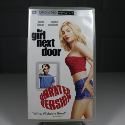 The Girl Next Door UMD Movie (PSP) Used Tested 🚛 Fast Free Shipping