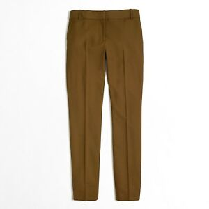 BNWOT J crew wool slacks/pants