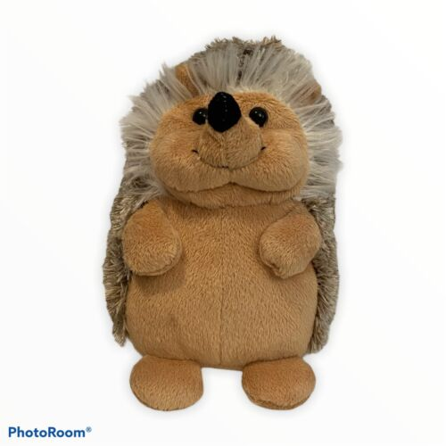Frankford Candy Hedgehog Stuffed Plush 7 Tall Advertising Collectible - $7.99