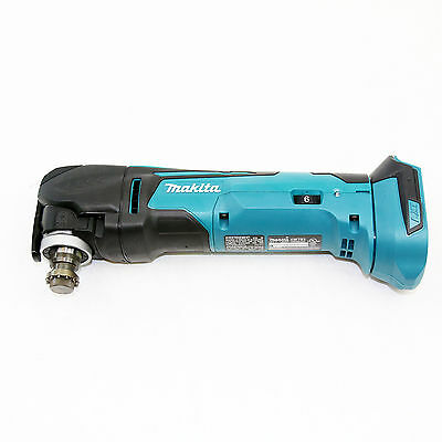 Makita XMT03Z 18-Volt LXT Lithium-Ion Cordless Multi-Tool Bare Tool Only