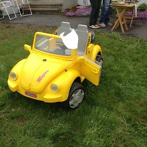 Kids' Battery -Operated car for sale