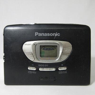 Panasonic RADIO CASSETTE PLAYER RQ-S50V NOT WORKING 180510