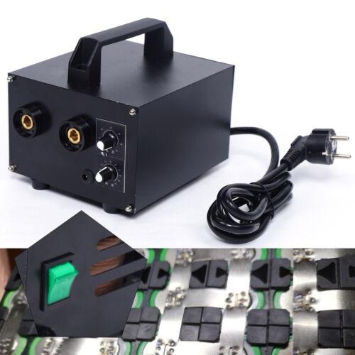 1600A LED Akku Punktschweißgerät Battery Spot Welder 0-100 Einstellbar 220V