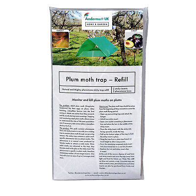 Plum Moth Pheromone Trap Refill For Plum - Andermatt Home & Garden