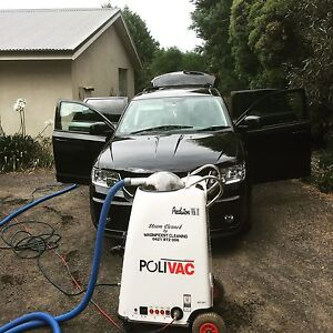 CAR STEAM CLEAN , MOBILE AT LOW COST North Melbourne Melbourne City Preview