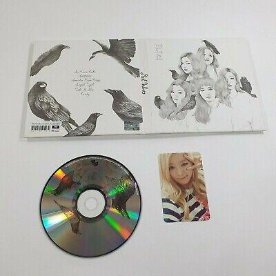 Red Velvet 1st Mini Album Ice Cream Cake CD Booklet Seulgi photocard KPOP Opened