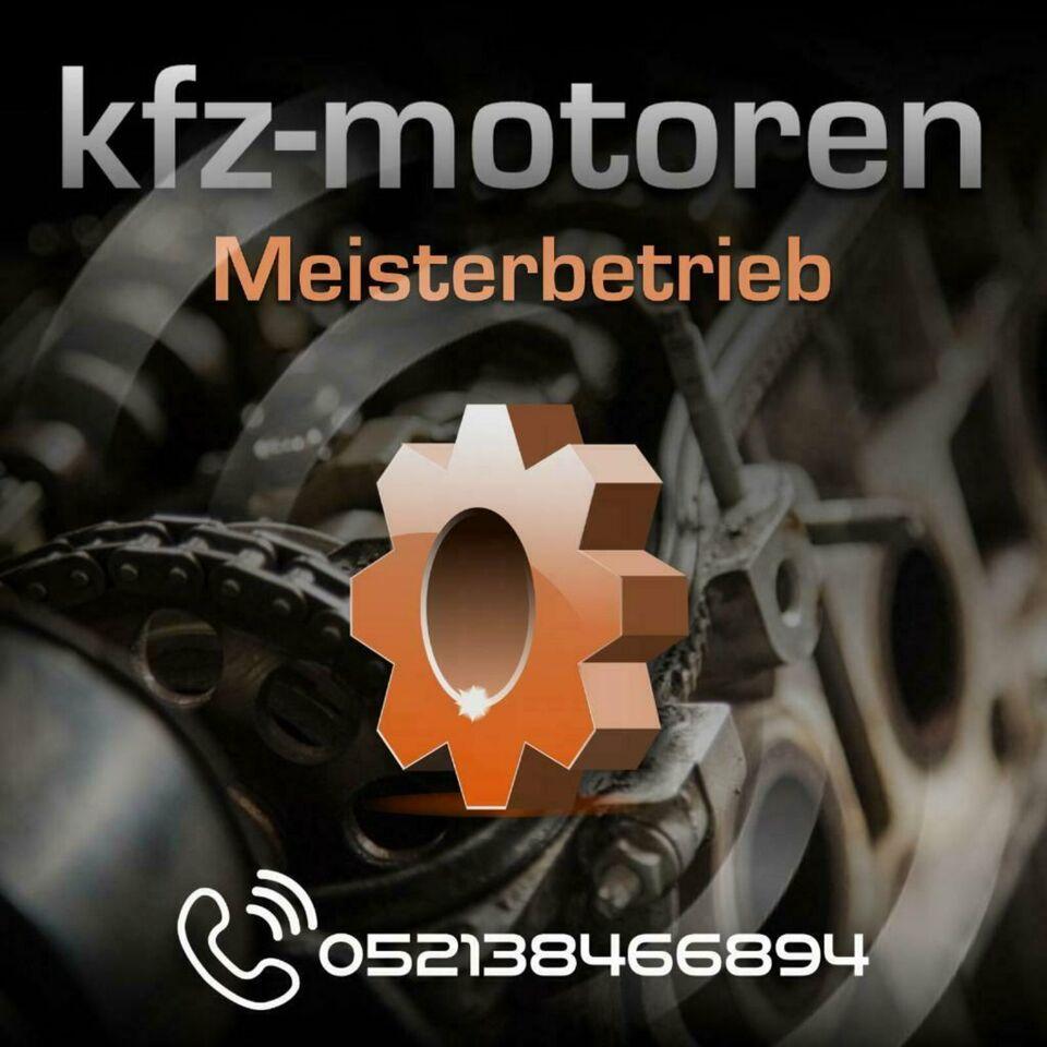 Opel 2,0 A20DTC/A20DTL/A20DTJ/A20DTE Motor-Überholung-Reparatur in Bielefeld