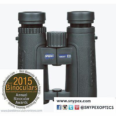 Snypex Knight ED 8x42 Award Winning Best Hunting / Wildlife/ Birding (Best Full Size Binoculars)
