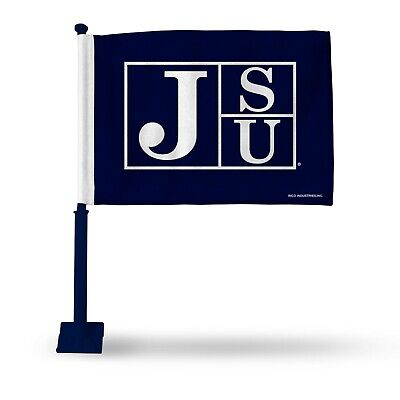 Jackson State Tigers Car Flag. Printed both sides. SAVE   #963 State Car Flag