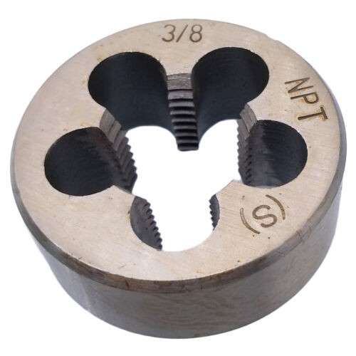 US Stock New HSS 3/8-18 NPT Taper Pipe Thread Die