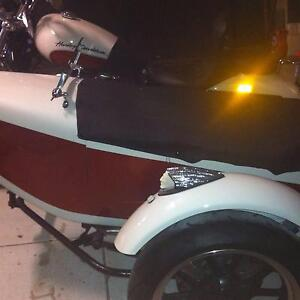 1920s Dusting Tourer Sidecar Fully Custom Restored Swan View Swan Area Preview