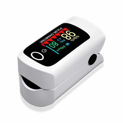 Best Fingertip Pulse Blood Oxygen Saturation Heart Rate Measuring Spo2 Counselor