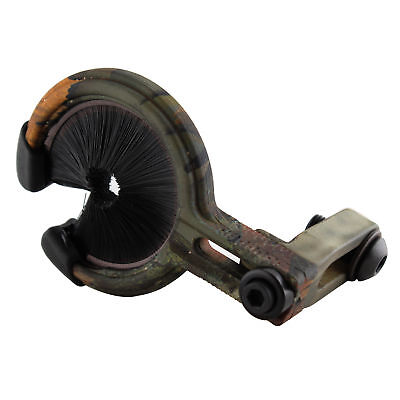 Camo Whisker Arrow Rest Biscuit Brush For Compound Bow Hunting