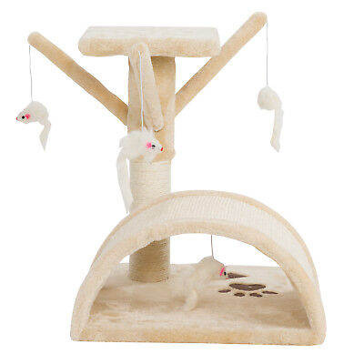 Kenwell Kitten Cat Tree Scratching Condo Furniture Scratch Post Play Toy House