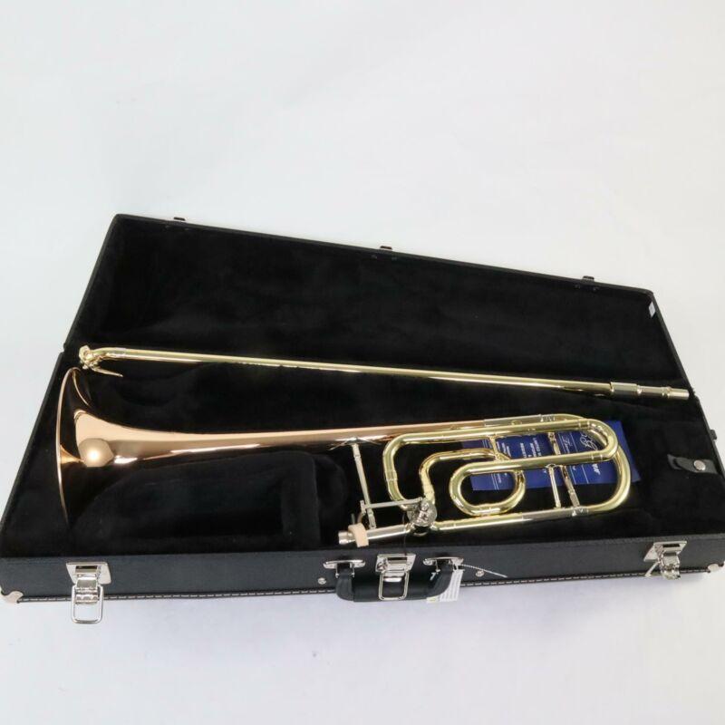 C.G. Conn Model 52HL Intermediate F-Attachment Trombone SN 582182 SUPERB