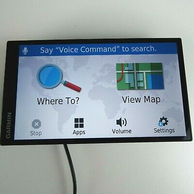 Garmin DriveSmart 61 V4 NA LMT-S Maps/Traffic, Live Parking, Bluetooth