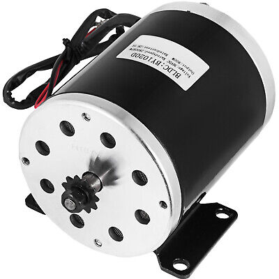 36v Dc 800w Electric Motor For E-bike Scooter Brushed Permanent Magnet Mope