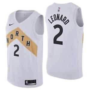 Toronto Raptors Nike City Edition Swingman Jersey -Kawhi Leonard. Brand new  ... 4328773ef
