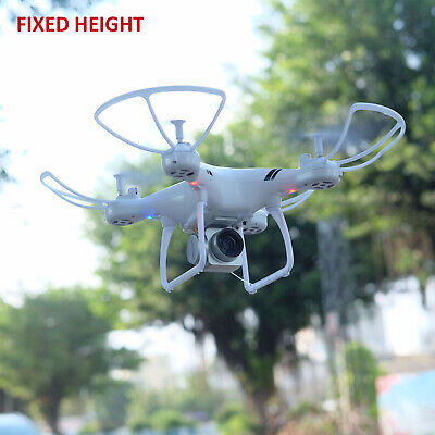 NEW PHANTOM 4 CLONE HD ADJUSTABLE CAMERA RC DRONE WIFI FPV HD QUADCOPTER TOYS