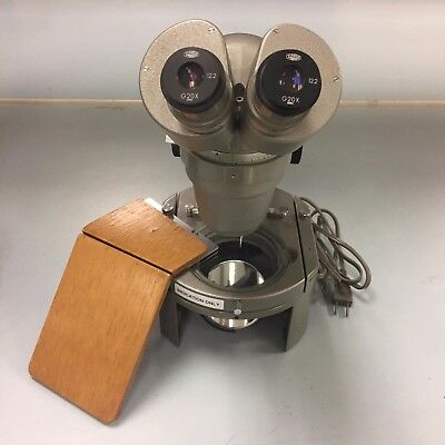 Olympus Tokyo Sz Binocular Stereo Zoom Microscope