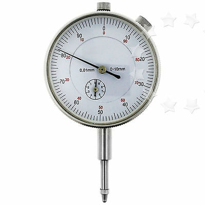 0.01mm Clock Dial Test Indicator / DTI Guage / Clock Gauge