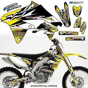 Suzuki Jr Graphics