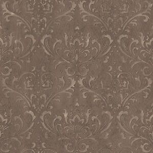Essener-Papel-pintado-g45171-Steampunk-Barroco-clasico-marron-Ornamento-de-Pared