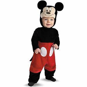 ISO Mickey Mouse Costume 2T -4T