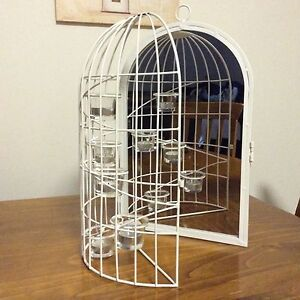 Tea light candle holders and mirror cage/frame Berrigan Berrigan Area Preview