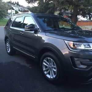 2017 Ford Explorer XLT for sale by owner