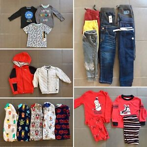 Size 3 toddler boy clothes lot