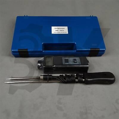1pcs New Mc7821 Digital Grain Moisture Meters