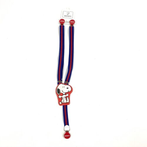 "Lee Snoopy Suspenders Vintage Red  10 1/2"" Adjustable Fits All Sizes"