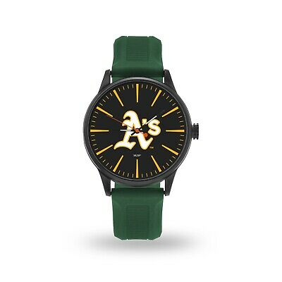 Oakland Athletics A's Cheer Design Watch Team Color Logo Baseball Oakland Athletics Design