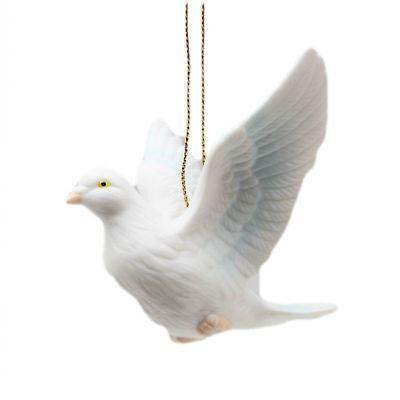 White Dove Ornament