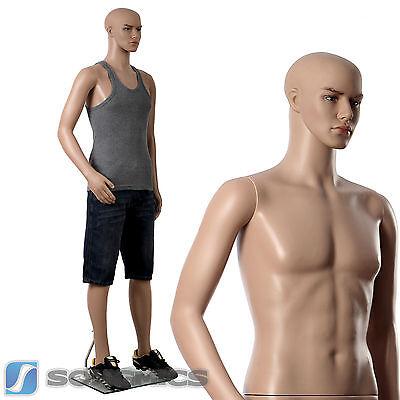 Kyпить Songmics Plastic Unbreakable Eco-friendly New Full Body Male Mannequin MPGM19 на еВаy.соm