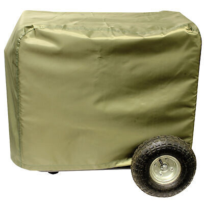 Sportsman Series Protective Generator Cover With Adjustable Cord For Large Ge...