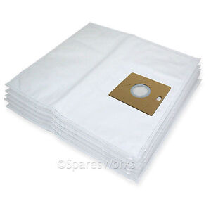 5 x Cloth Vacuum Bags For Samsung VC6013 VC6014 VC6000 Hoover Bag