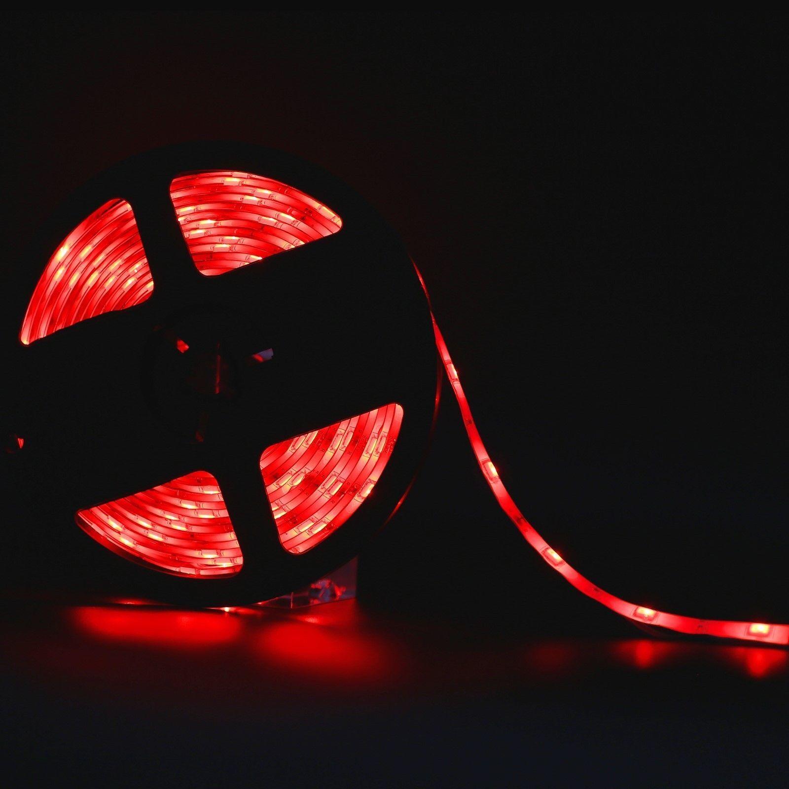 16.4ft 150LED Alexa Smart Home WIFI Wireless RGB Waterproof Strip Neon Light Kit