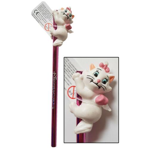 Official Disneyland Paris Marie Aristocats Shaped Character Pencil Disney Parks