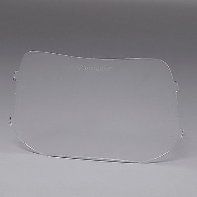 3m Speedglas 9100x Or 9100xx Outside Cover Lens - Pkg10 06-0200-51