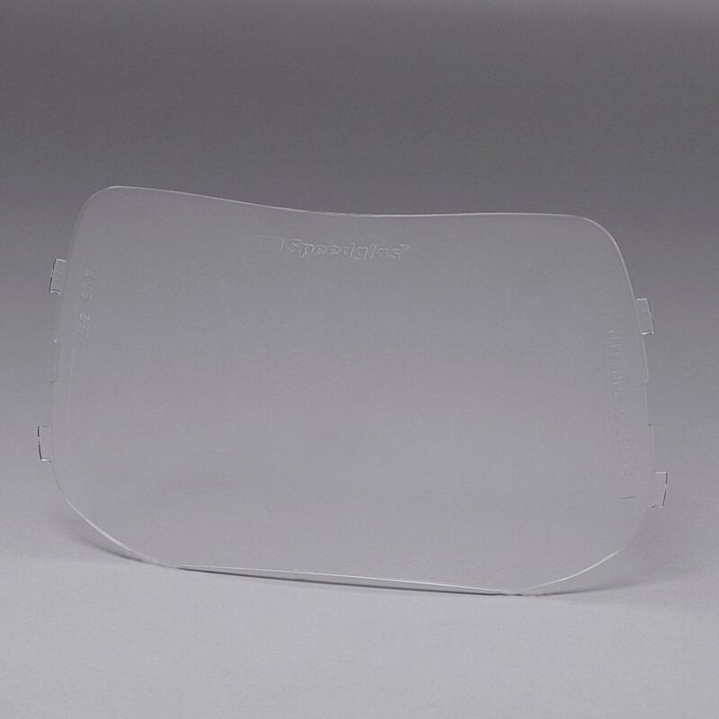 3M Speedglas 9100X or 9100XX Outside Cover Lens - Pkg/10 (06-0200-51)