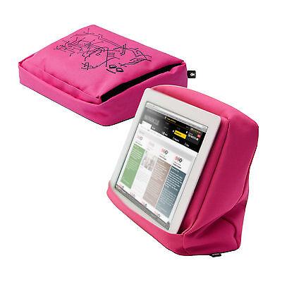 Bosign Tabletpillow Hitech 2 Tablet-Kissen cerise cerise 27 x 22 cm, h 9,5 cm (Tablet-kissen)